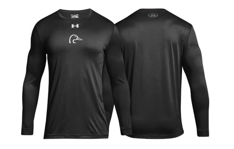 DU Under Armour Long-Sleeve Tee