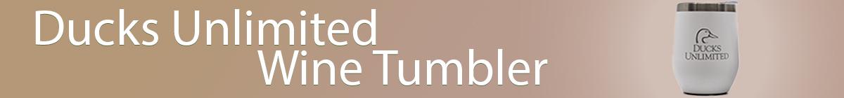 DU Ladies Wine Tumbler