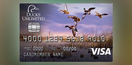 DU Visa® Card