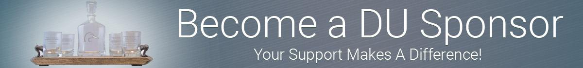 Become a DU Sponsor