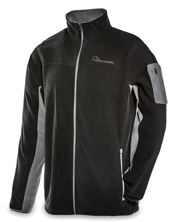 DU Two-Tone Jacket