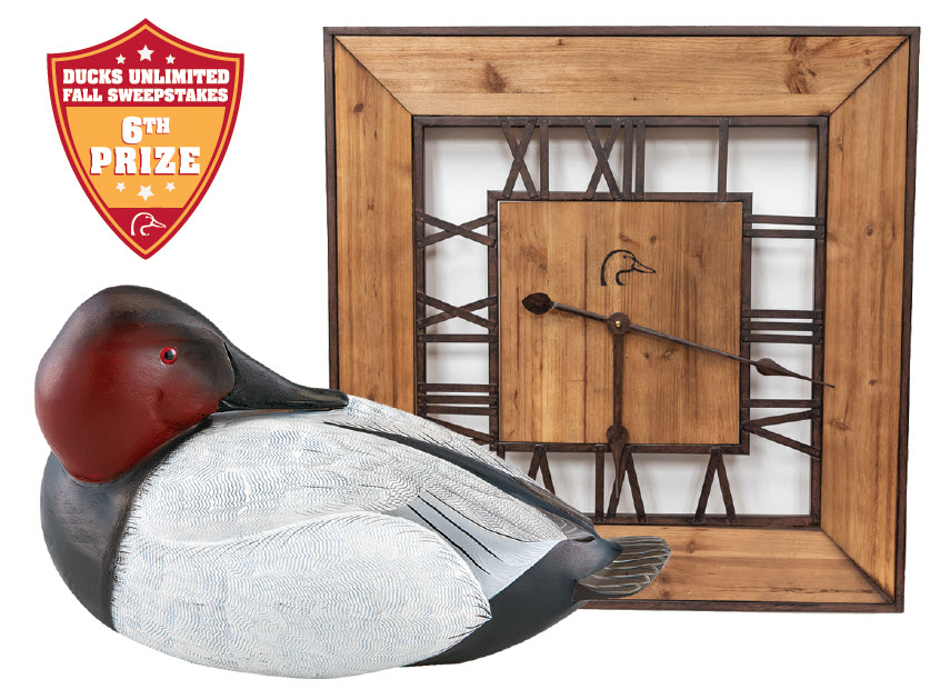 Prizes Ducks Unlimited Sweepstakes