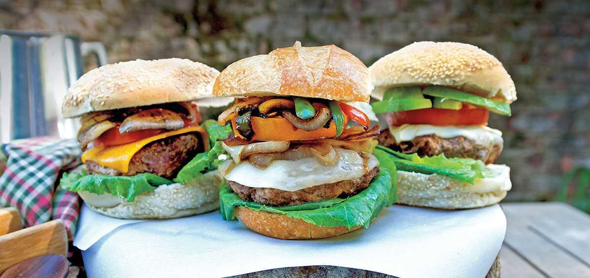 Recipe: Build a Better Burger