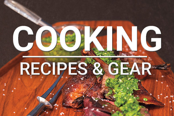 DU Newsletter August 2018: The Cooking Waterfowl Issue
