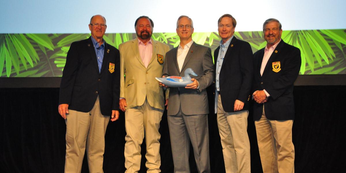 Axalta wins DU Corporate Conservation Award