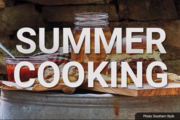DU Newsletter: The Summer Cooking Issue (June 2019)