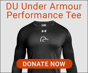 DU Under Armour Performance Tee