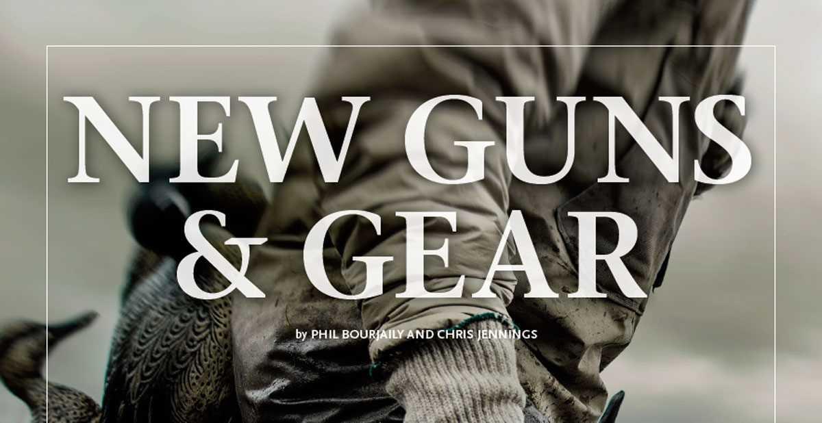 New Guns & Gear