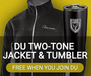 DU Two-Tone Jacket when you join DU