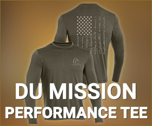 DU Under Armour Mission Performance Tee