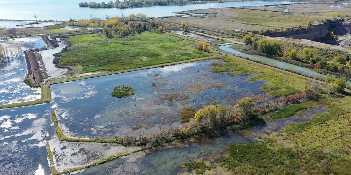 15 million acres conserved