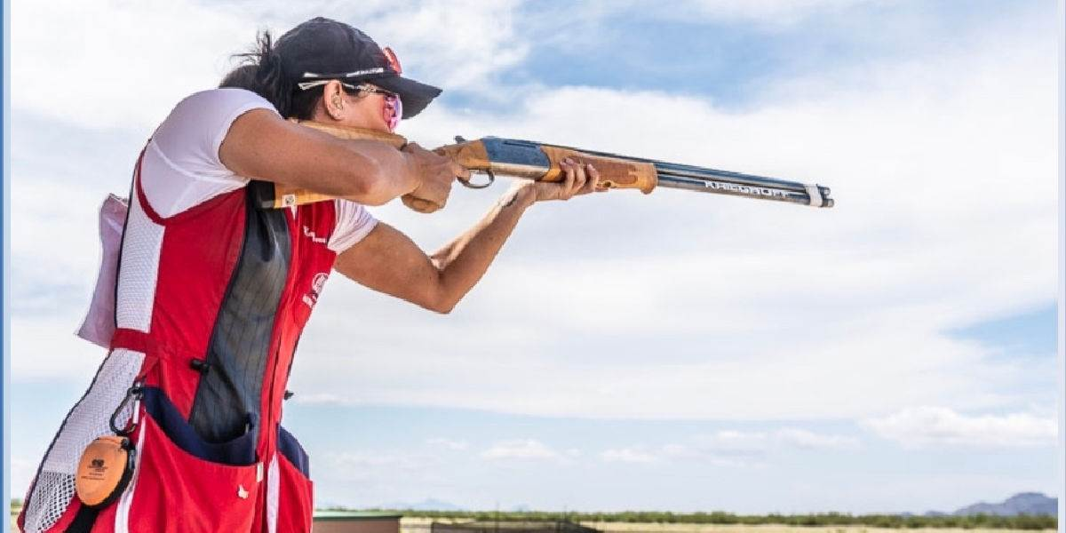 Olympic Shooter Browning